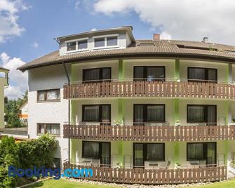 Pension Beck Hotel - Bad Waldsee - Gebouw