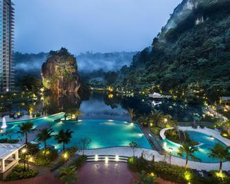 The Haven Resort Hotel Ipoh - All Suites - Ipoh - Building