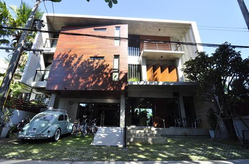 Zzziesta Chiangmai - Τσιάνγκ Μάι - Κτίριο