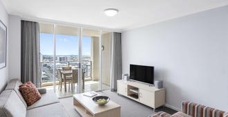 Oaks Brisbane Lexicon Suites - Brisbane - Sala de estar