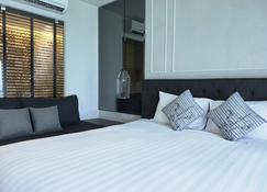 Siambeach Resort - Cha-am - Bedroom