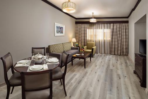 Savoy Crest Hotel Apartments - Dubai - Dining room