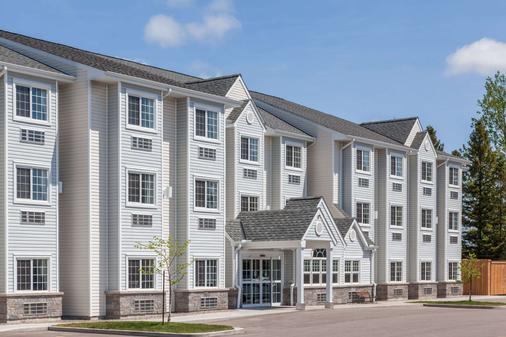 Microtel Inn & Suites by Wyndham Sault Ste. Marie - Sault Ste Marie - Rakennus