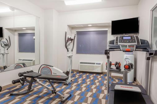 Microtel Inn & Suites by Wyndham Sault Ste. Marie - Sault Ste Marie - Fitnessbereich