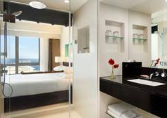 Hotel Jen Malé, Maldives By Shangri-La - Malé - Schlafzimmer