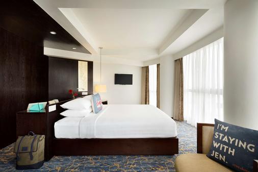 Hotel Jen Malé, Maldives By Shangri-La - Μαλέ - Κρεβατοκάμαρα