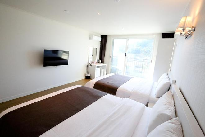 Amoureux - Jeju City - Bedroom
