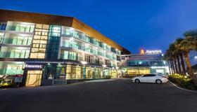 Amoureux - Jeju City - Κτίριο