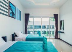 Sky Resort Kanchanaburi - Kanchanaburi - Sypialnia