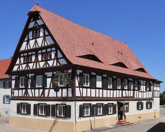 Der Ochsen - Kappel-Grafenhausen - Gebäude