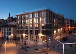 王子飯店 - 帕爾馬 - 建築