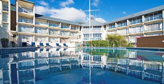 Picton Yacht Club Hotel - Picton - Rakennus