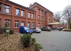 Hotel Rycerski - Stettin - Gebäude