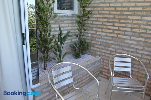 Hotel Puesta Del Sol - Encarnación - Balkon