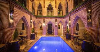 Riad & Spa Challa - Marrakech - Pool