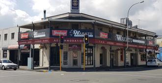 The Wakatu Hotel - Nelson - Bygning
