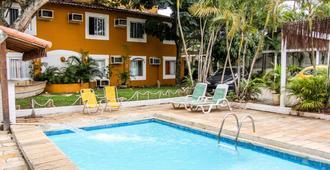 Buzios Colinas Homestay - Búzios - Pool