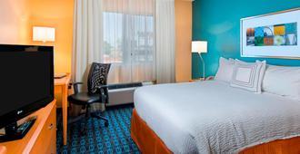 Fairfield Inn Pensacola - Pensacola - Bedroom