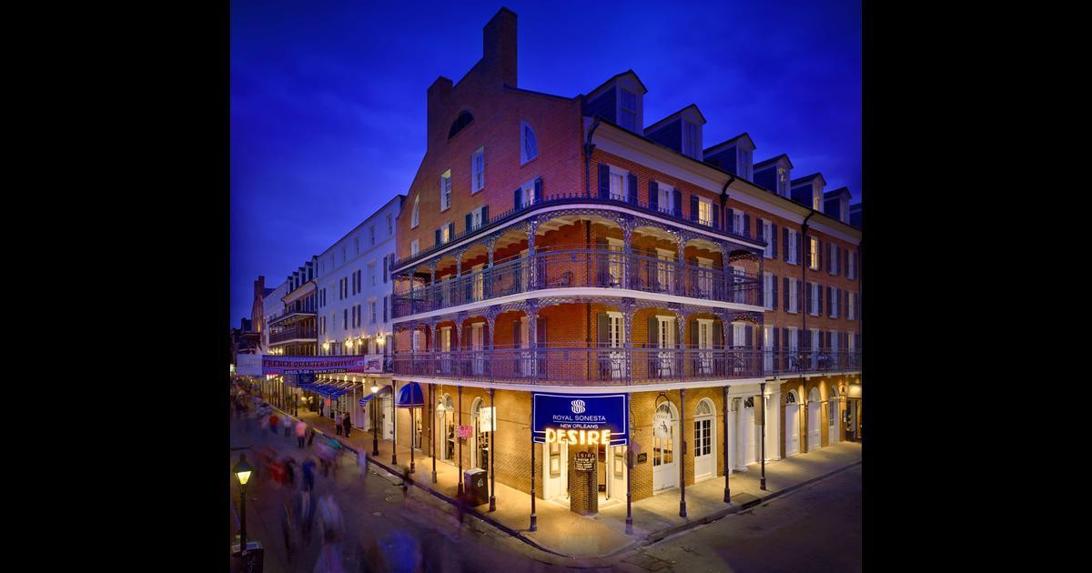 Royal Sonesta New Orleans 43 2 6 3 New Orleans Hotel Deals Reviews Kayak