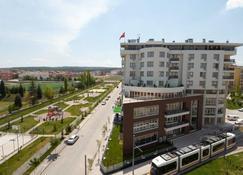 Roof Garden Hotel - Eskişehir - Building