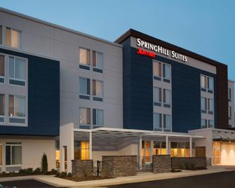 SpringHill Suites by Marriott Tuscaloosa - Тускалуса - Building