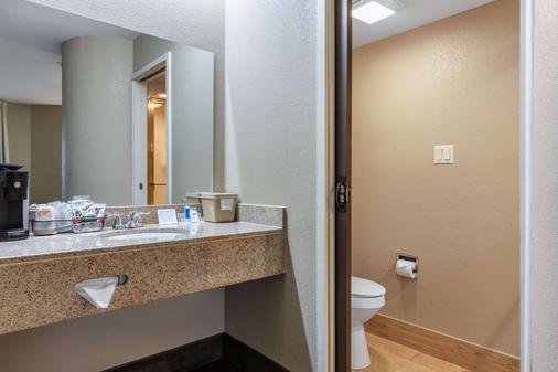 Rodeway Inn - Tuscaloosa - Bathroom