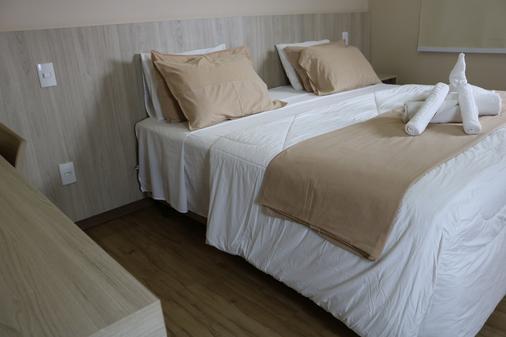 Hotel Jaguar - Uberaba - Bedroom