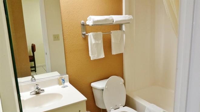 奧古斯塔康特利哈斯套酒店 - 奥古斯塔 - 奧古斯塔(喬治亞州) - 浴室