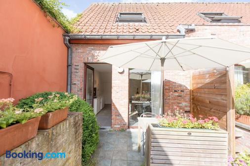 Bonobo Apartments - Bruges - Toà nhà