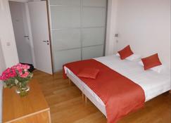 Housingbrussels - Bruksela - Sypialnia