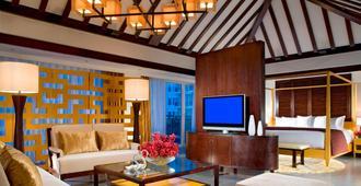 Sheraton Huizhou Beach Resort - Huizhou - Living room