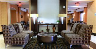 Holiday Inn Express Hotel & Suites Dallas West - Dallas - Lobby