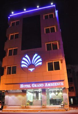 Hotel Grand Ambience - Ahmedabad - Building