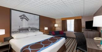 Super 8 by Wyndham North Platte - North Platte - Bedroom