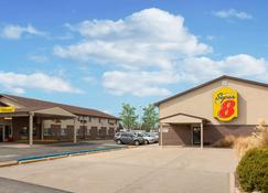 Super 8 by Wyndham North Platte - North Platte - Rakennus