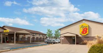 Super 8 by Wyndham North Platte - North Platte - Edificio