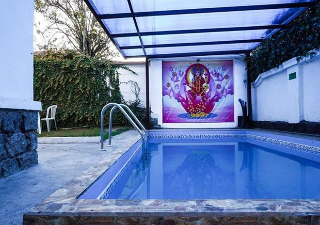 Vibes Hostel - Quito - Pool