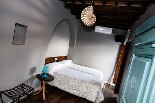 Posada Vagamundos - Tarifa - Κρεβατοκάμαρα