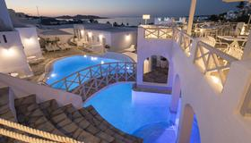 Kanale's Rooms and Suites - Naousa - Pool