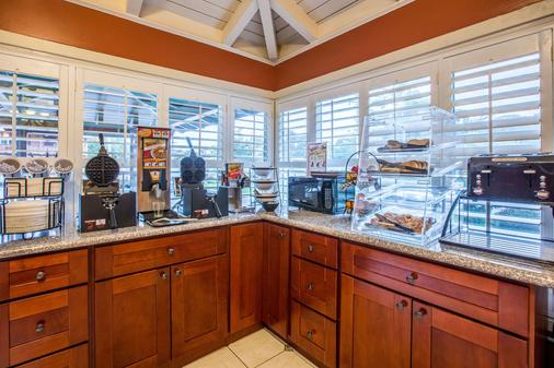 Clarion Collection - Pacific Grove - Kitchen