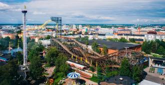 Holiday Inn Helsinki - Expo, An Ihg Hotel - Helsinki - Näkymät ulkona