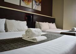 綠窗多米特爾酒店 - 達弗澳 - 達沃 - 臥室