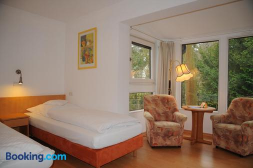 Hotel Hubertus - Hannover - Phòng ngủ