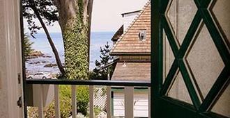 Green Gables Inn, A Four Sisters Inn - Pacific Grove - Balcony