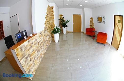 Agro Complex Apartments - Nitra - Front desk