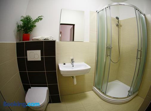 Agro Complex Apartments - Nitra - Bathroom