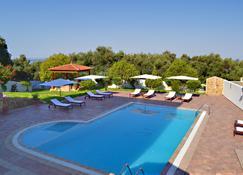 Archontiko Loukis - Corfu - Pool