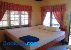 First Villa Beach Resort - Ko Pha Ngan - Phòng ngủ