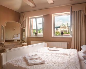 Hotel Bojnický Vínny Dom - Bojnice - Schlafzimmer
