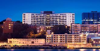 Sheraton Hotel Newfoundland - St. John's - Toà nhà